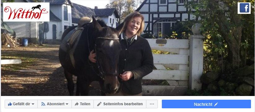Witthof  auf facebook